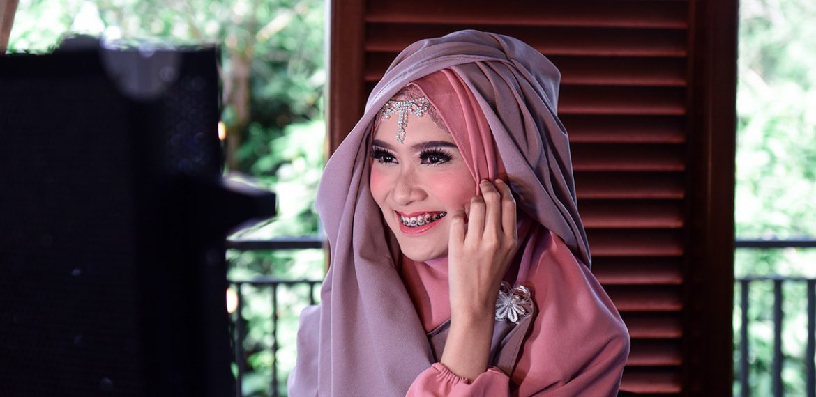 The Engagement of Latifa & Adit