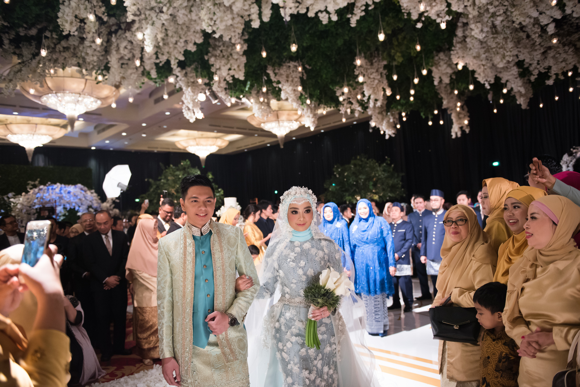 From Engagement to Wedding – Athaya & Syarif