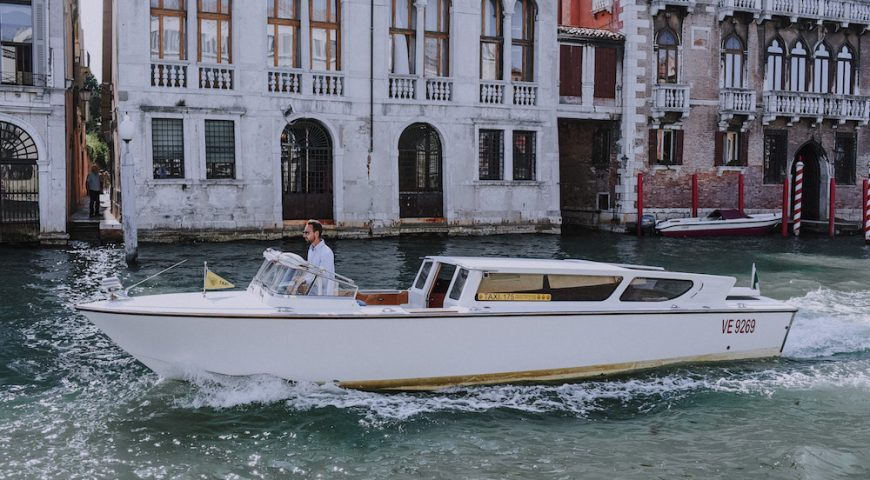 How To Rent the Boat in Venice