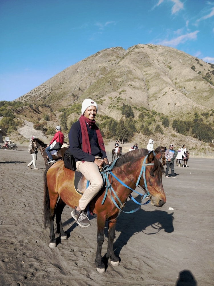 Bromo for Only A Few Hours