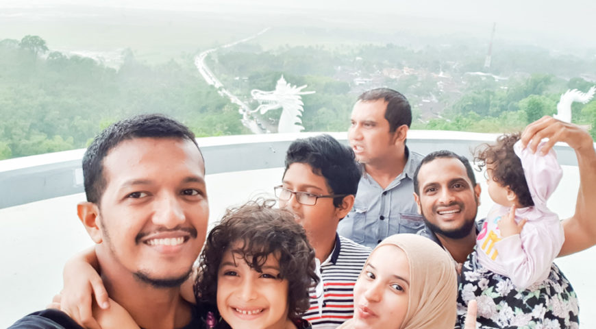 2019 New Year Holiday in Pekalongan